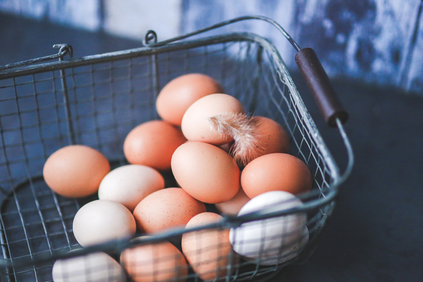 Why you should ignore Mum's advice and put all your eggs in the one super basket