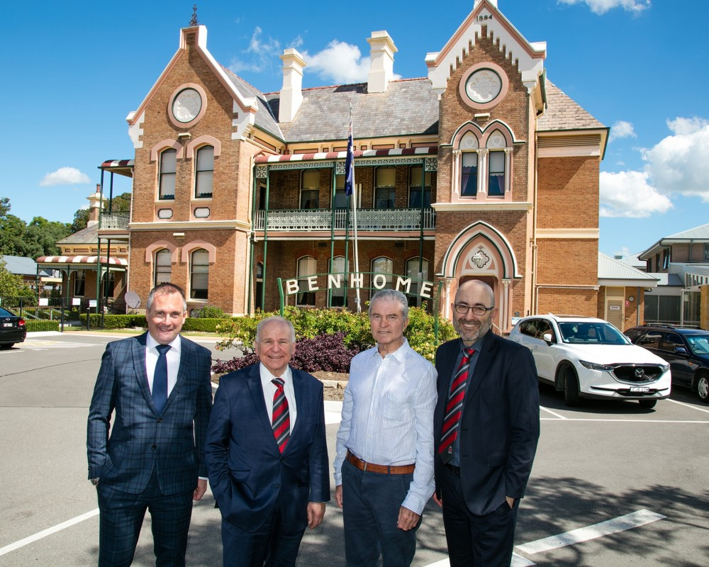 Benhome now part of leading aged care provider RFBI