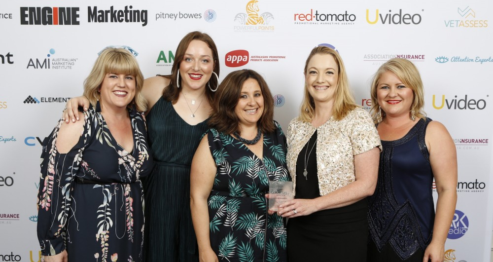 Measured marketing insights serve up industry accolade