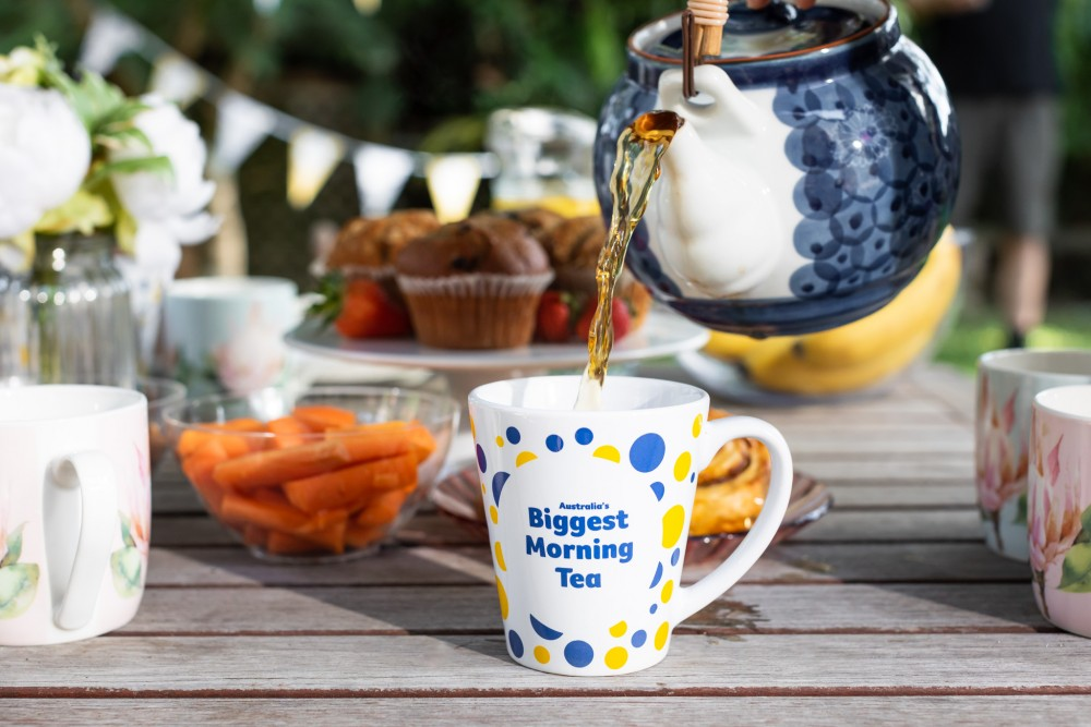 Cancer Council NSW connects supporters through virtual morning teas